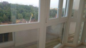 Тонировка балконов и окон