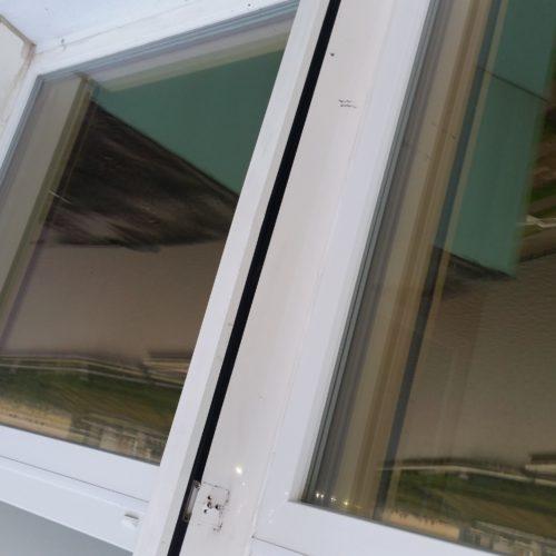Тонирование окон балкона в квартире