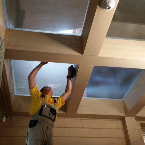 Тонирование окон, стекол, фасадов, балконов и офисов