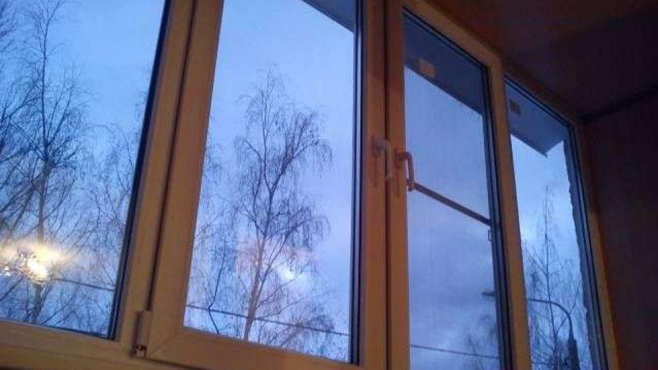 Тонировка квартирных окон своими руками