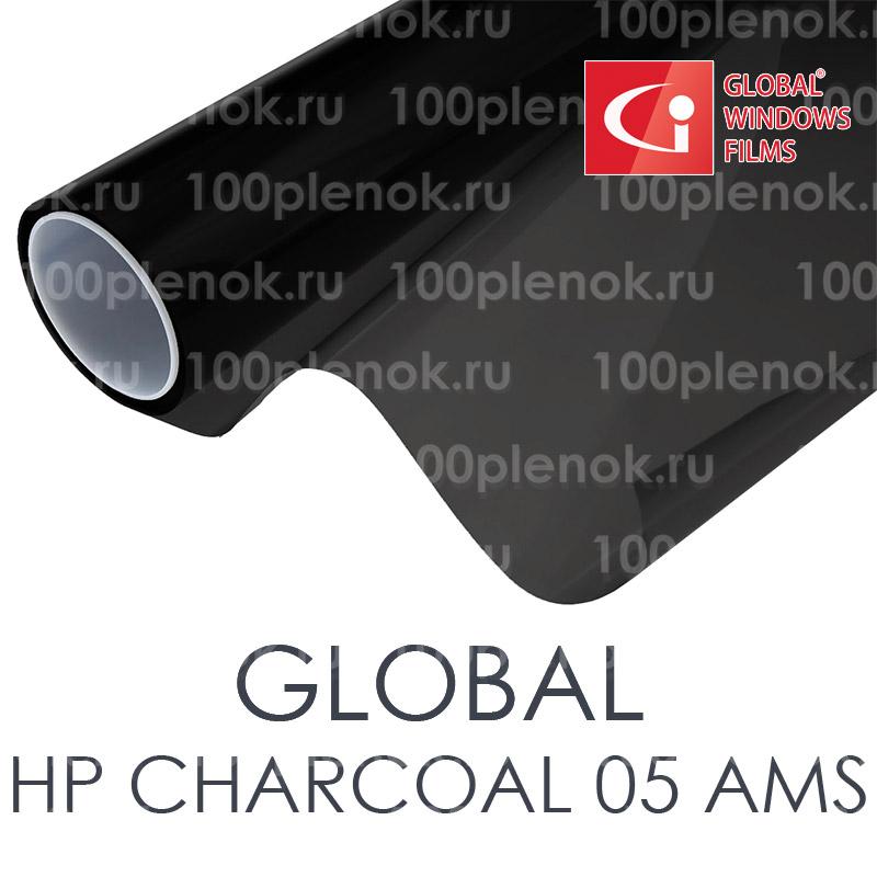 Тонировочная пленка Global HP Charcoal 05 AMS 1