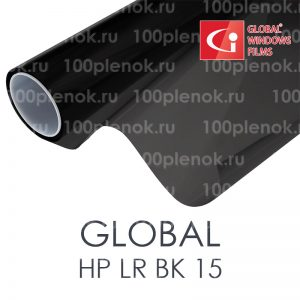 Тонировочная пленка Global HP LR BK 15