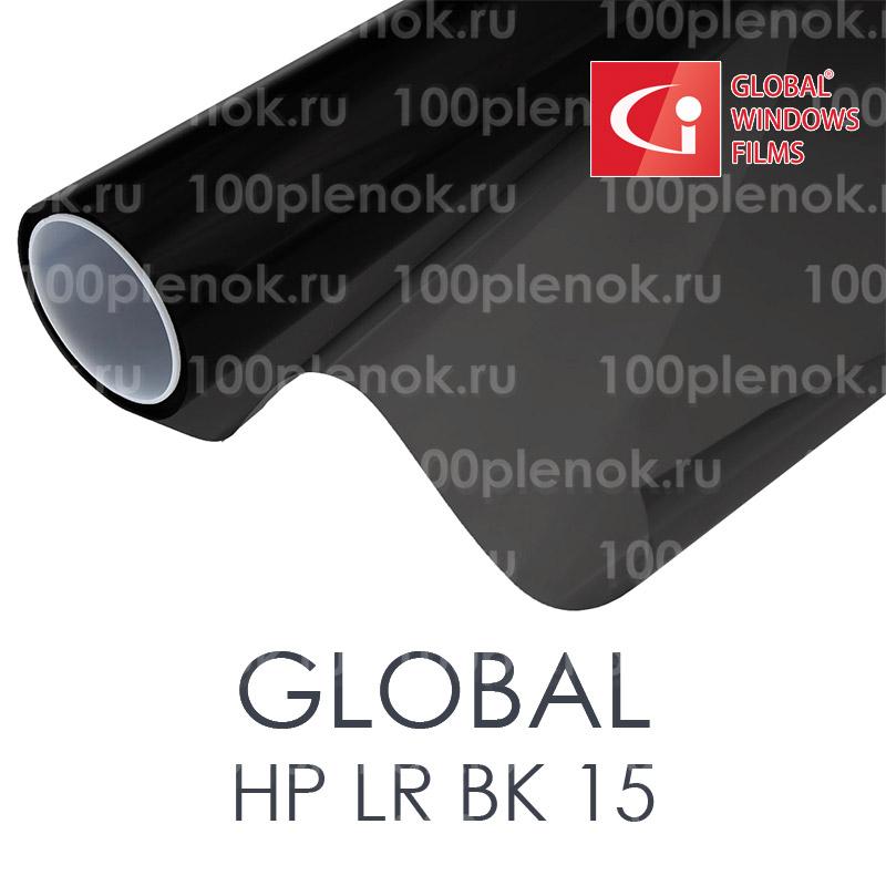 Тонировочная пленка Global HP LR BK 15 1