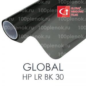 Тонировочная пленка Global HP LR BK 30