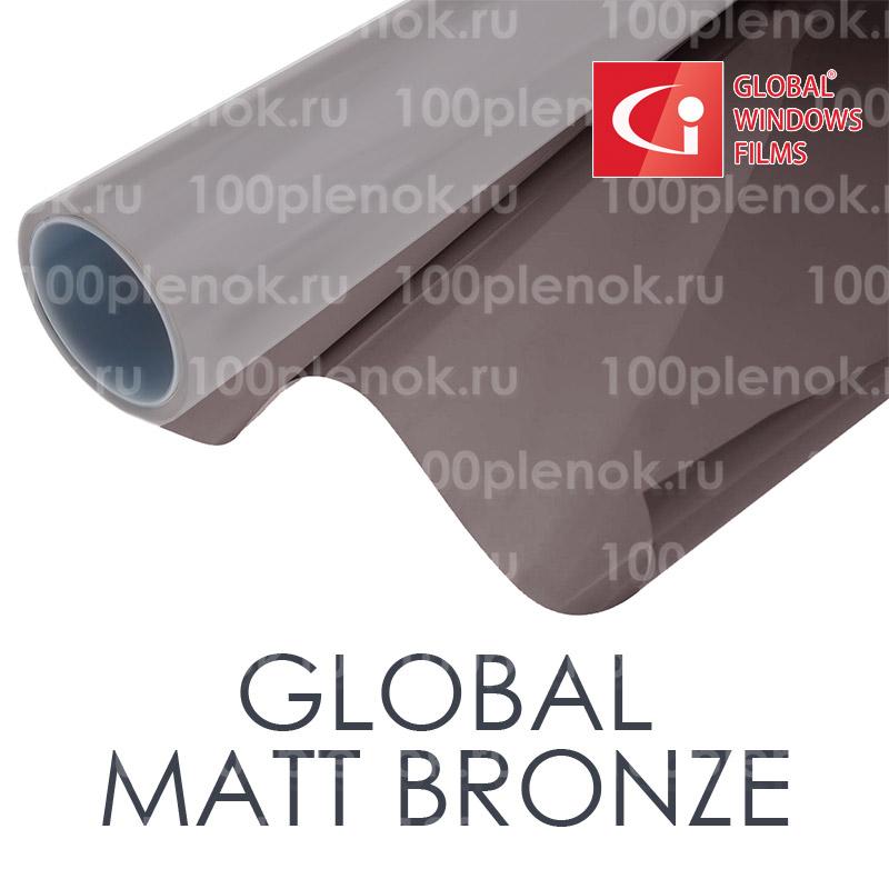 Тонировочная пленка Global Matt Bronze 1