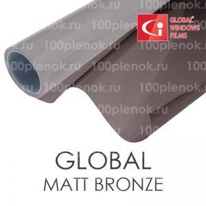 Тонировочная пленка Global Matt Bronze (1.83m)