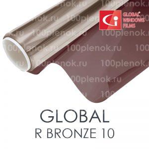 Тонировочная пленка Global R Bronze 10