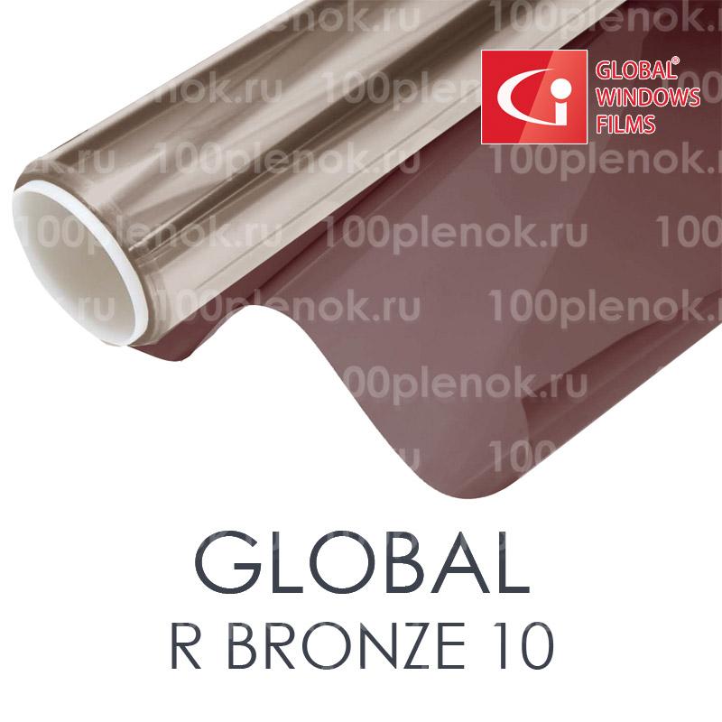 Тонировочная пленка Global R Bronze 10 1