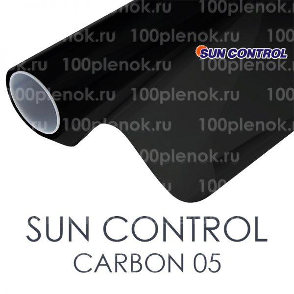 Тонировочная автомобильная пленка Sun Control Carbon 05