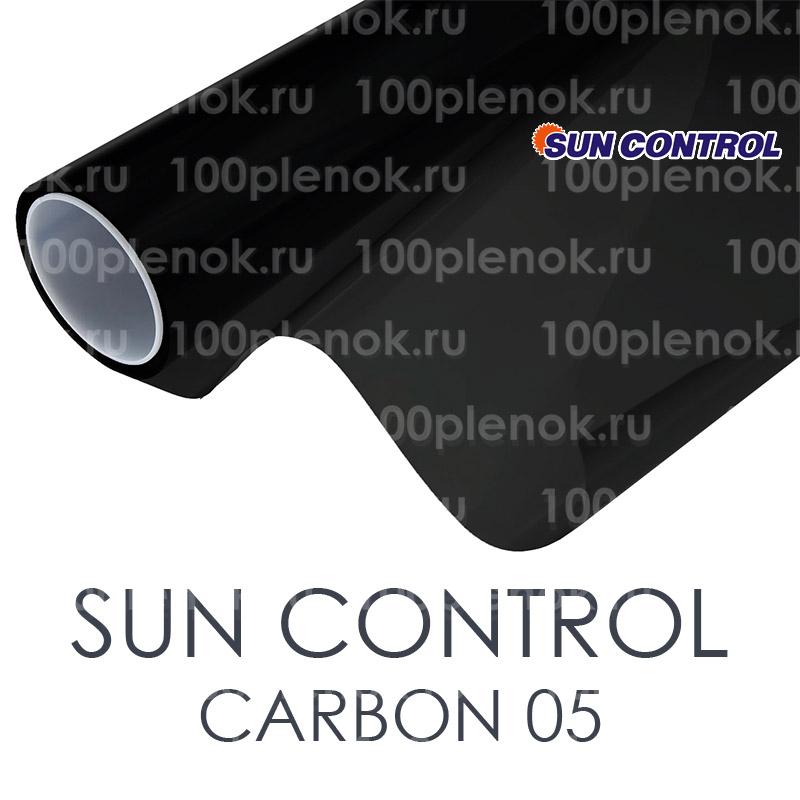 Тонировочная автомобильная пленка Sun Control Carbon 05 1