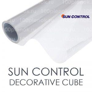 Тонировочная пленка Sun Control Decorative Cube