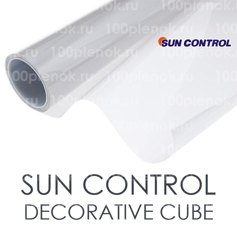 Тонировочная пленка Sun Control Decorative Cube 1