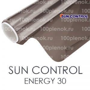Тонировочная энергосберегающая пленка Sun Control Energy 30
