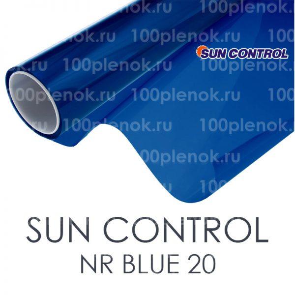 Тонировочная пленка Sun Control NR Blue 20
