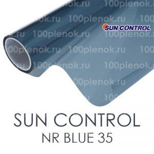 Тонировочная пленка Sun Control NR Blue 35