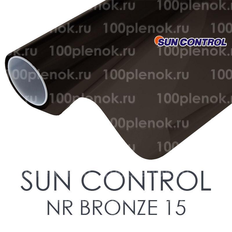 Тонировочная пленка Sun Control NR Bronze 15 1