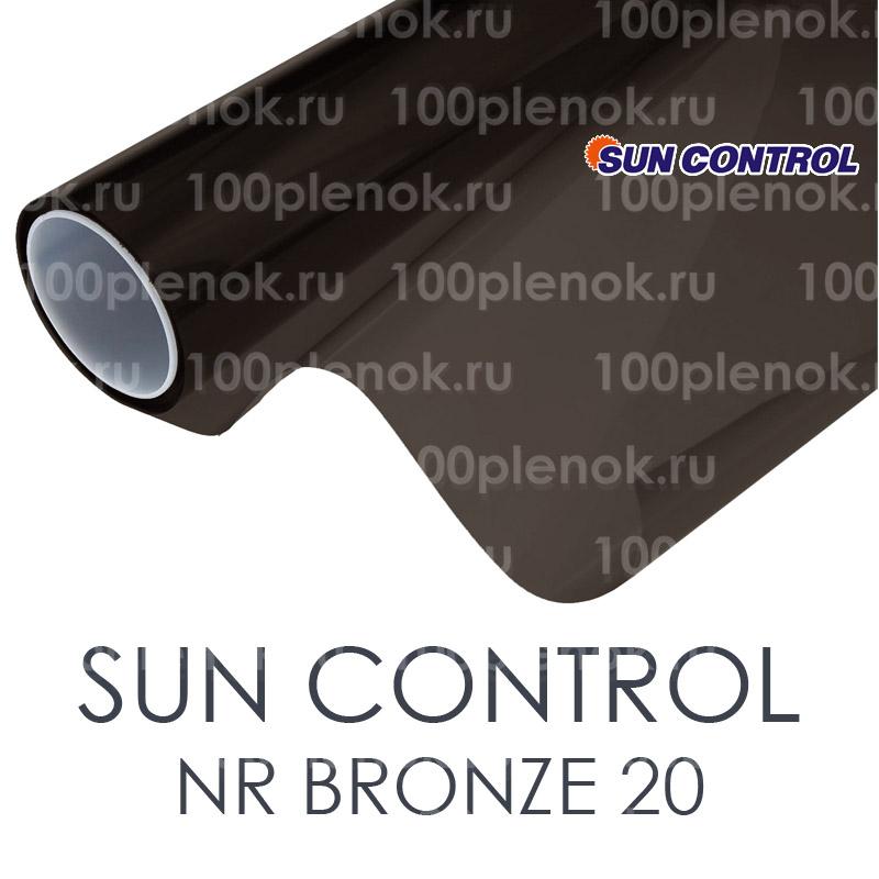 Тонировочная пленка Sun Control NR Bronze 20 1