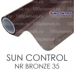 Тонировочная пленка Sun Control NR Bronze 35