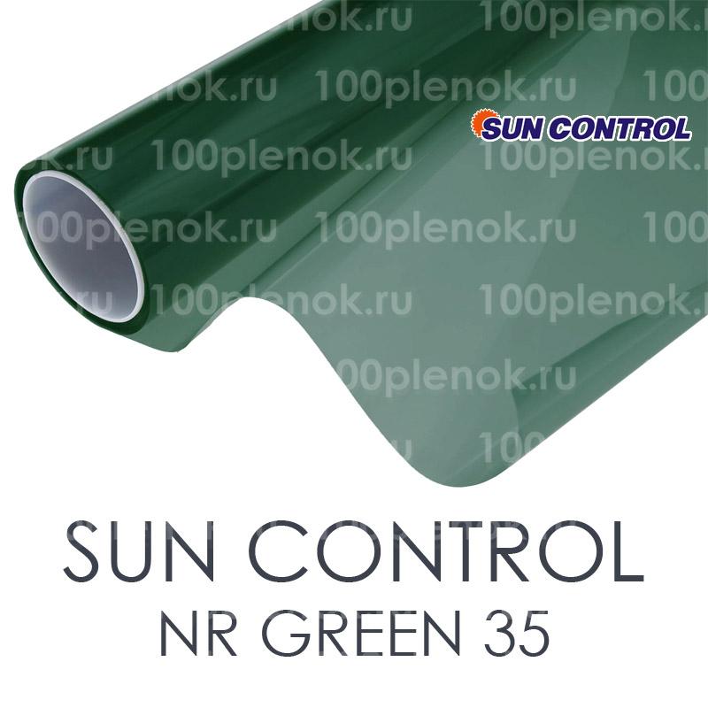 Тонировочная пленка Sun Control NR Green 35 1