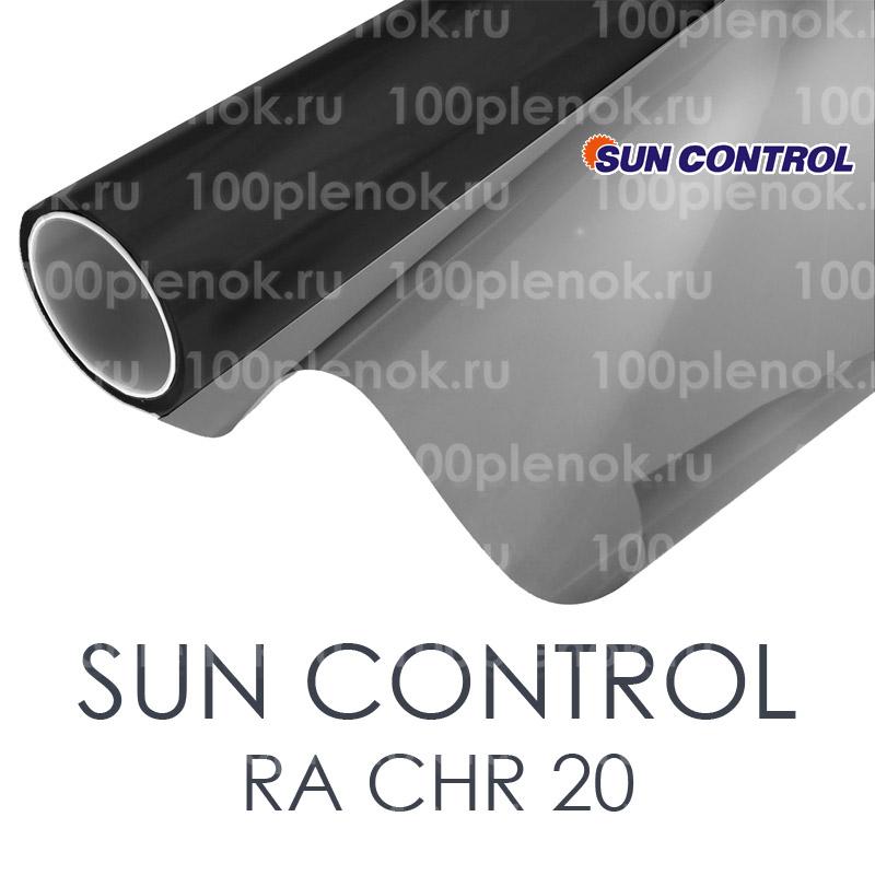 Зеркальная тонировочная пленка Sun Control RA CHR 20 1